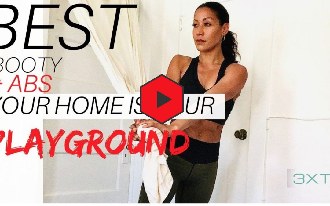 Best Booty and Abs workout: 20 min